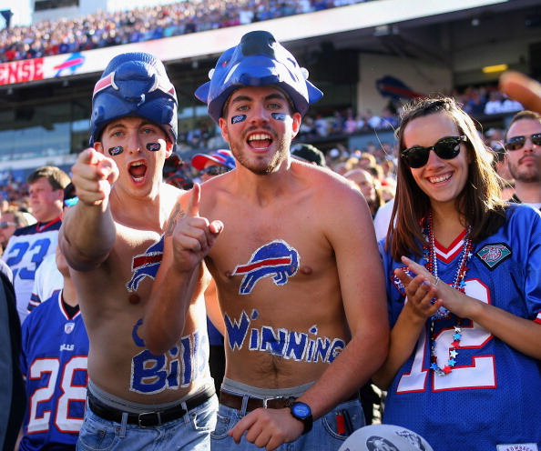 Buffalo Bills Fans