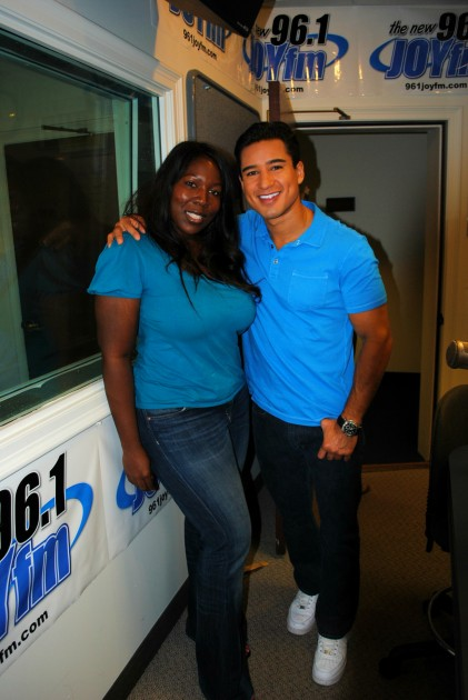 Alexis and Mario Lopez