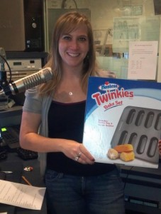 Twinkies and Laura Daniels