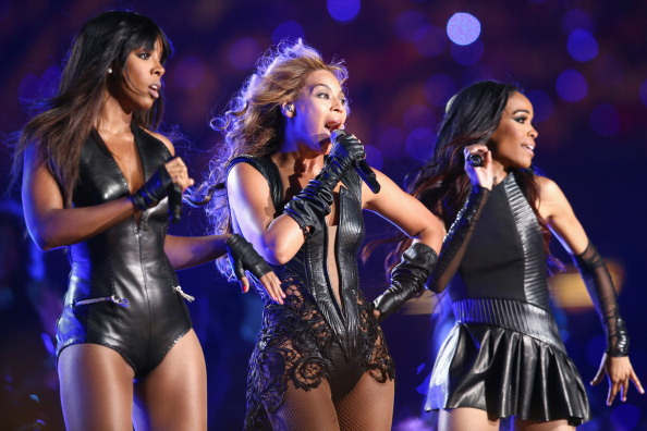 Pepsi Super Bowl XLVII Halftime Show (Getty)
