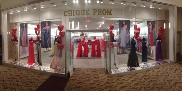 Chique Prom- Triangle Town Center (Facebook)