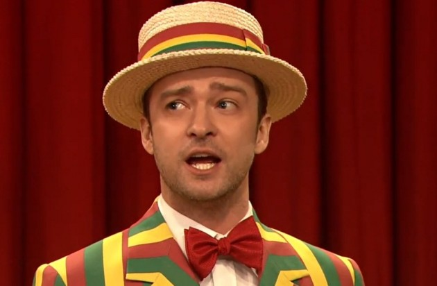 Justin Timberlake on Jimmy Fallon (NBC)