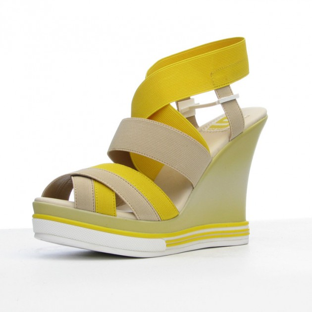 PS Luca Wedge Yellow by Nine West Shoes