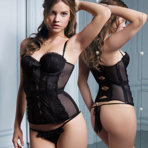 "Victoria's Secret's ""Fifty Shades of Grey"" Lingerie"
