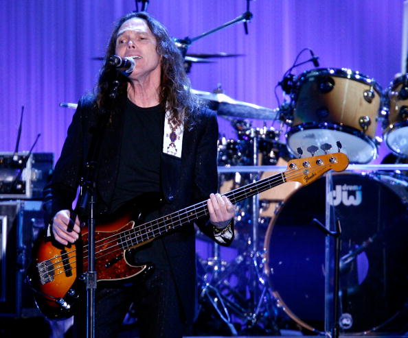 Timothy Schmit of the Eagles