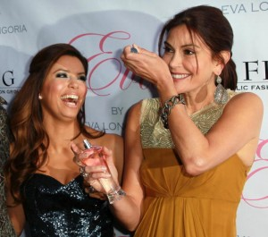 Eva Longoria Parker Fragrance Launch