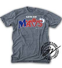 mavericks t-shirt