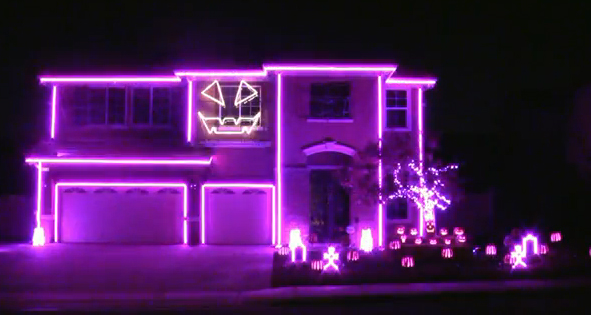 judd light display