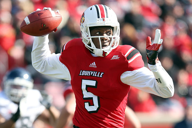 Louisville faces a stifling Florida defense in the Sugar Bowl.
