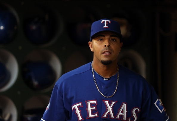 Texas Rangers v Oakland Athletics