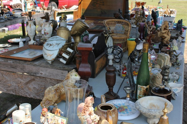 flea market