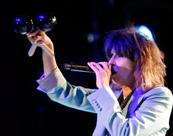 Chrissie Hynde