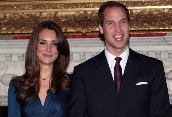 Prince William &amp; Kate Middleton