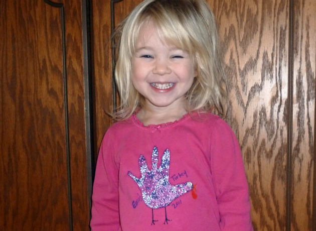 laney's turkey shirt