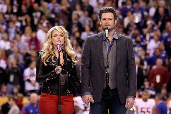 blake and miranda