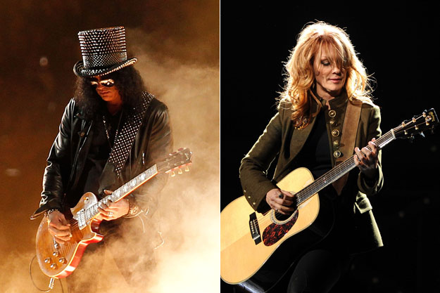 Slash, Nancy Wilson