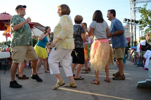 Hub City Beach Party 2013