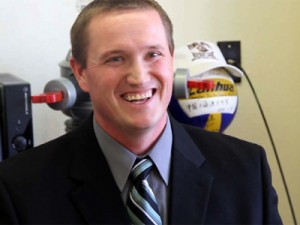 Kelly Walsh Head Football Coach Jon Vance