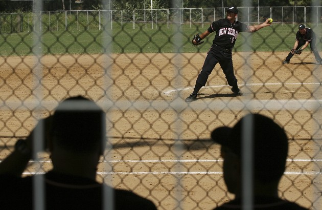 Softball  - Getty Images