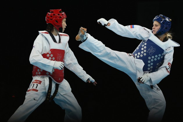 Tae kwondo - Getty Images