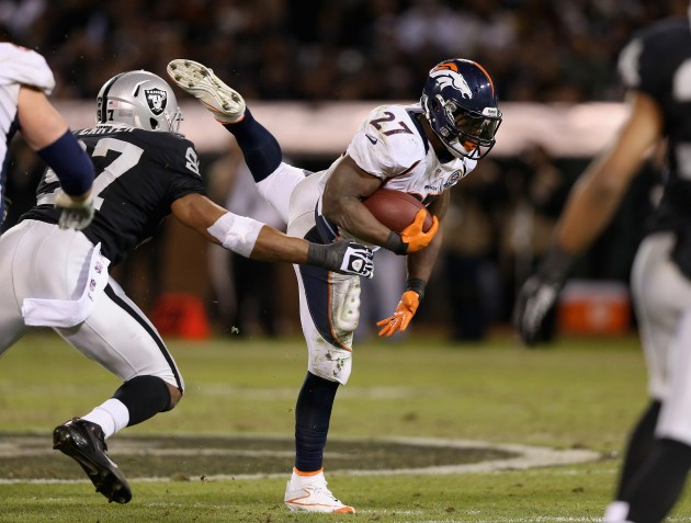 Denver Broncos v Oakland Raiders - Getty Images