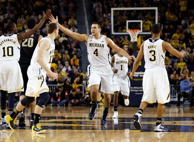 Purdue v Michigan - Gregory Shamus/Getty Images