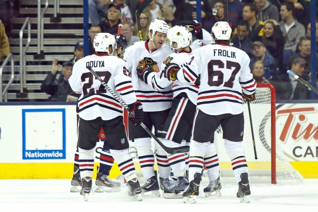 Chicago Blackhawks - Kirk Irwin/Getty Images