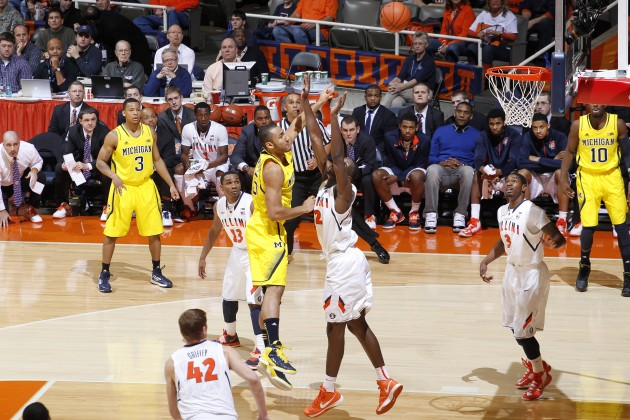 Michigan v Illinois - Joe Robbins/Getty Images