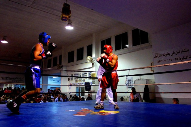 Amateur Boxers - Quique Kierszenbaum/Getty Images