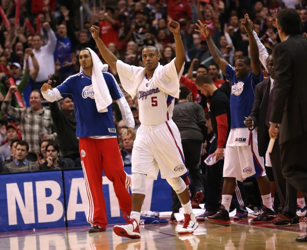 Los Angeles Clippers - Stephen Dunn/Getty Images