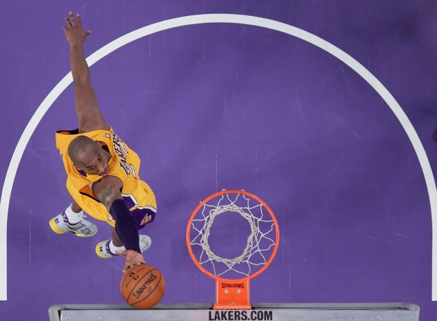 Kobe Bryant - Harry How/Getty Images