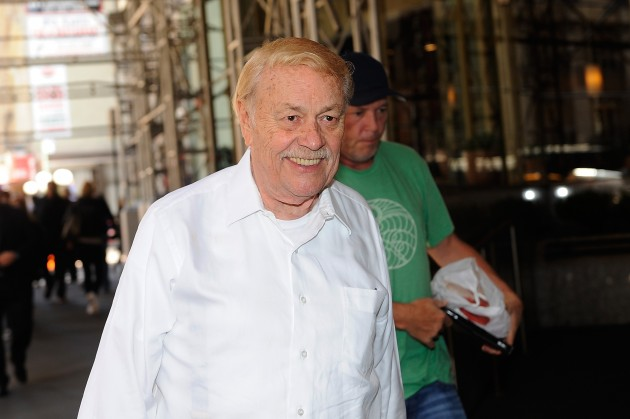 Jerry Buss - Getty Images
