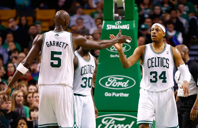 Boston Celtics - Jared Wickerham/Getty Images