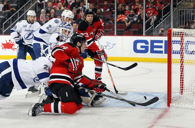 Tampa Bay Lightning v New Jersey Devils - Getty Images
