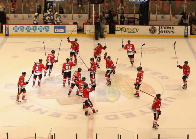 Chicago Blackhawks - Jonathan Daniel/Getty Images