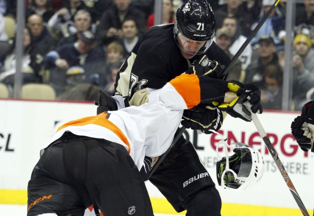 Philadelphia Flyers v Pittsburgh Penguins - Justin K. Aller/Getty Images