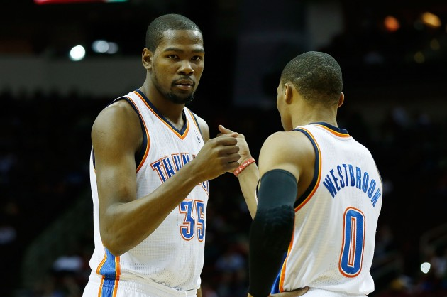 Oklahoma City Thunder - Getty Images