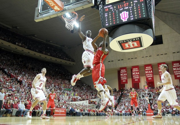 Ohio State v Indiana - Getty Images