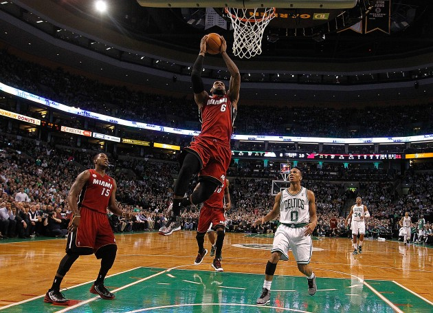 Miami Heat v Boston Celtics - Jim Rogash/Getty Images