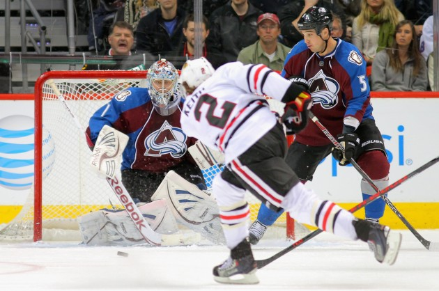 Chicago Blackhawks v Colorado Avalanche - Getty Images