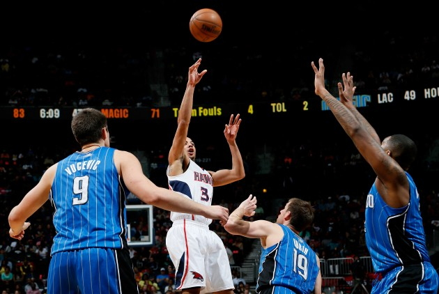 Orlando Magic v Atlanta Hawks - Getty Images