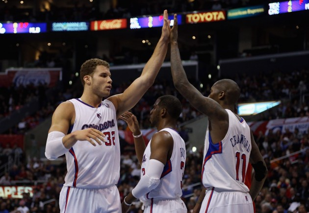 Portland Trail Blazers v Los Angeles Clippers - Getty Images