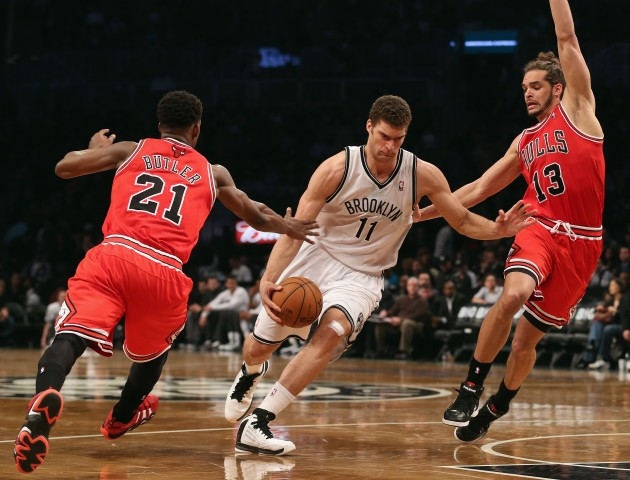 Chicago Bulls v Brooklyn Nets - Game Five - Getty Images