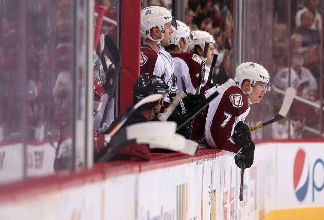 Colorado Avalanche - Getty Images