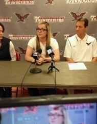 Kassidy Scott Signs with Casper College