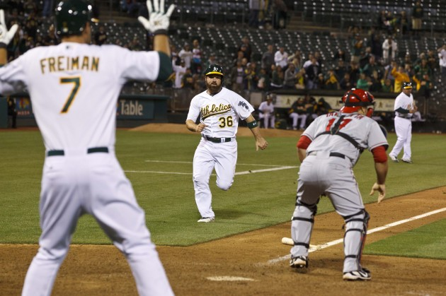 Los Angeles Angels of Anaheim v Oakland Athletics - Jason O. Watson/Getty Images