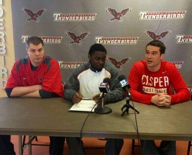 Casper College Player Corey Spence Signs with Northen Colorado