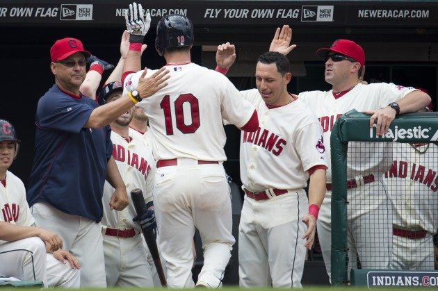 Cleveland Indians - Jason Miller/Getty Images