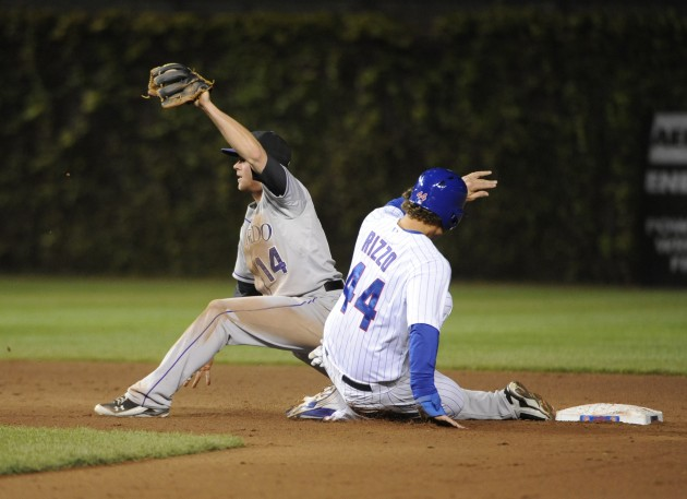 Colorado Rockies v Chicago Cubs - Photo by David Banks/Getty Images