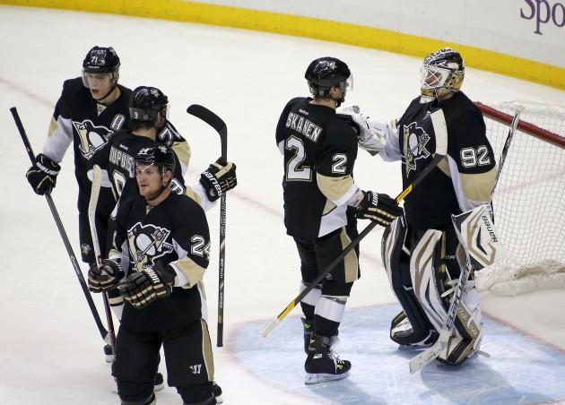 New York Islanders v Pittsburgh Penguins - Game Five - Justin K. Aller/Getty Images